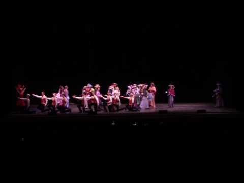 2017 RBTL Stars of Tomorrow | Marion's Hello Dolly Medley