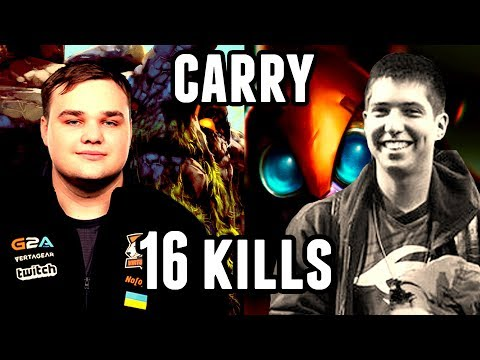 Tiny Pro Gameplay - Noone Safelane Carry - Dota 2 Full Game