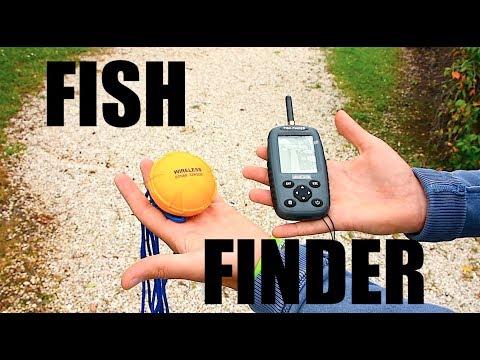 Proviamo Il FISH FINDER!