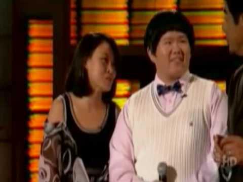 "Lin Yu Chun Sings ""Saving All My Love For You"" Lopez Tonight"
