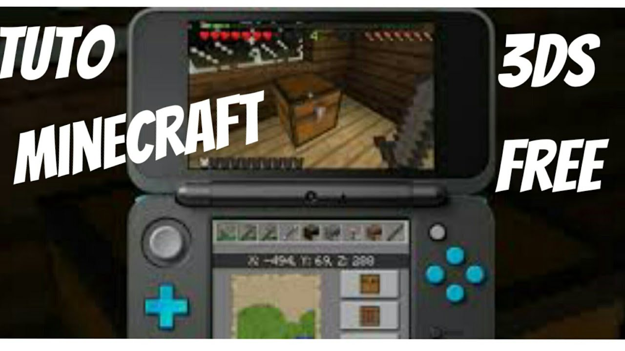 minecraft nintendo 3ds edition download code