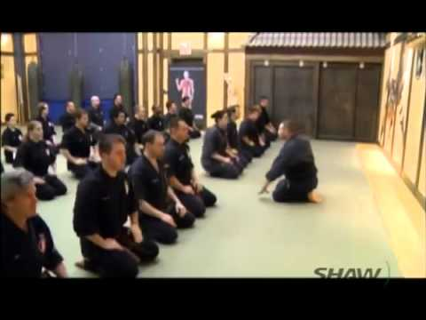 Out Of The Shadows Ninjutsu Calgary Ninja Schools Youtube