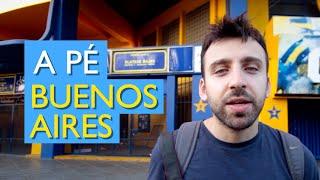 A Pé - BUENOS AIRES, Argentina