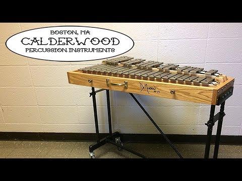 Building A Custom DeMorrow Glockenspiel Frame