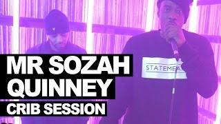 Mr Sozah & Quinney PDC freestyle - Westwood Crib Session