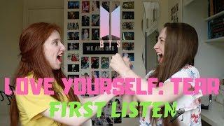BTS (방탄소년단) - LOVE YOURSELF: TEAR FIRST LISTEN