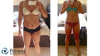 Fitness Blender Before and After Pictures #2 - Weight Loss Pictures & Fitness Tranformations