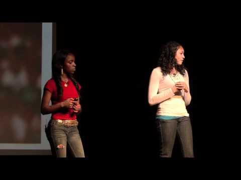 TEDxNextGenerationAsheville Martel Jackson & Andrea Griffin