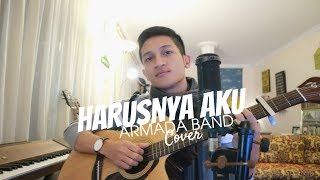 HARUSNYA AKU - ARMADA BAND ( COVER BY ALDHI ) MP3