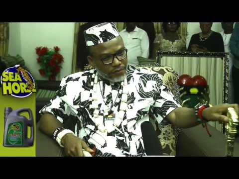 WHY I'M FIGHTING FOR BIAFRA ............NNAMDI KANU (part one)