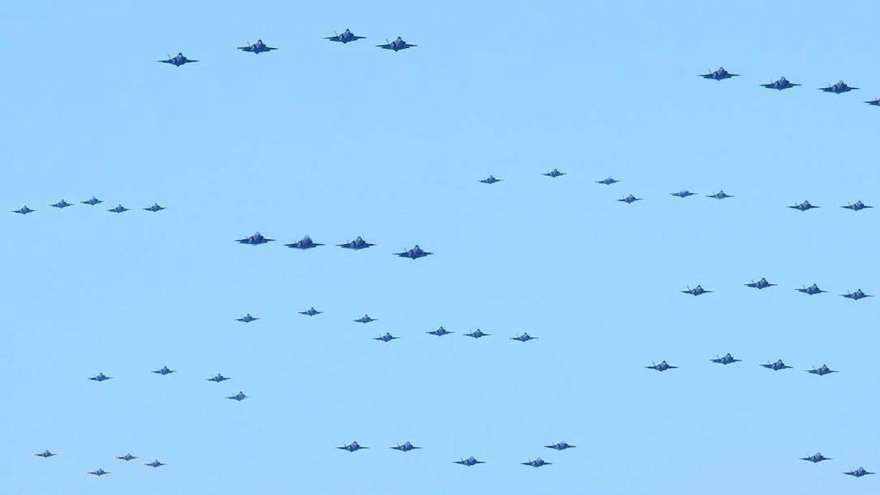 F-16 AS Tiba Di Indonesia, Ini Alasan Di balik Ajakan Amerika Latihan Bersama TNI AU Menggunakan F16
