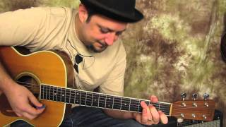 Hootie And The Blowfish - Let Her Cry - Super Easy Beginner Acoustic Guitar Songs - Lessons