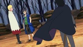 Sasuke Meets Kid Kawaki - Boruto Episode Fan Animation