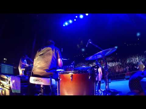My Sweet Summer - Dirty Heads live at Red Rocks, CO (drum cam)