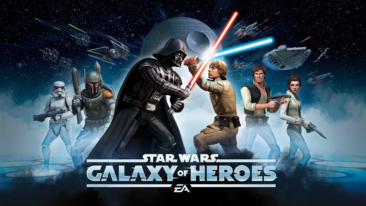 Download Star Wars Galaxy of Heroes V0.3.121192 Mod APK