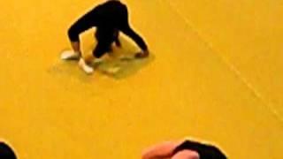 Открытый урок Художественная гимнастика