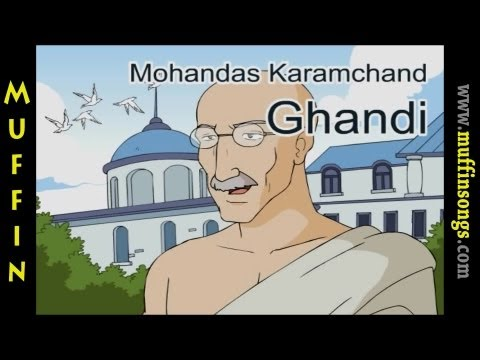 Muffin Stories - Mahatma Gandhi