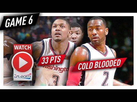 John Wall & Bradley Beal Game 6 Highlights vs Celtics 2017 Playoffs - 59 Pts, BEST BACKCOURT!