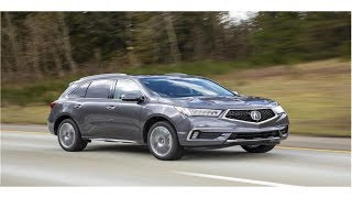 2018 Acura MDX Hybrid   Car Specifications and Price new car prices