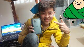 PTK Vlog- PTK Đi Mua Điện Thoại IPhone 11 Pro Ở Trung Quốc - Iphone 11 Pro