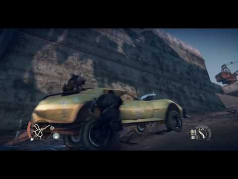 Mad Max Game: More Fuel Veins Silliness |