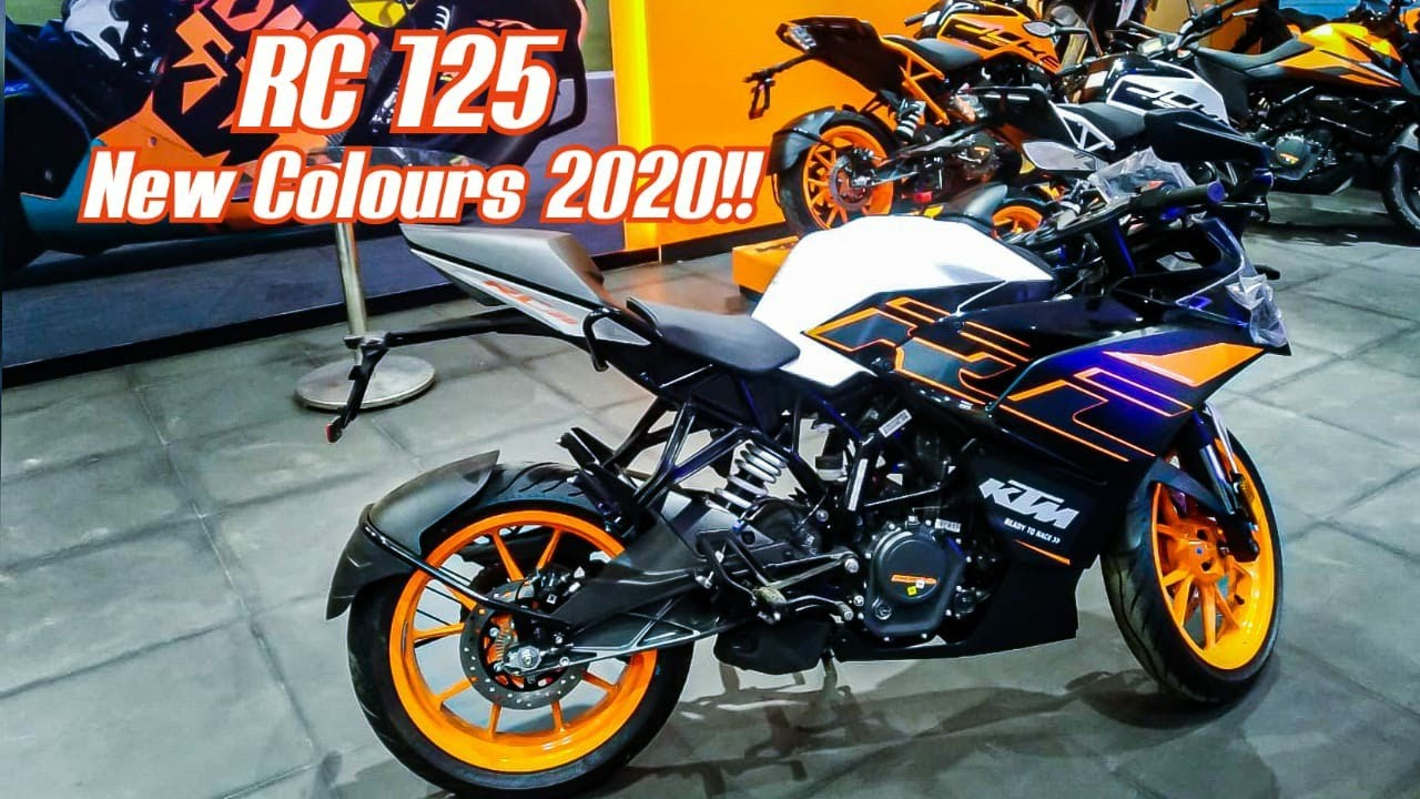 KTM RC 125 2020 Plate Like Brand New! | in Wyke, West