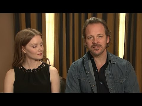 No bingewatching for Peter Sarsgaard