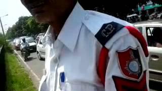 Chandigarh Traffic Police Challan Method-2