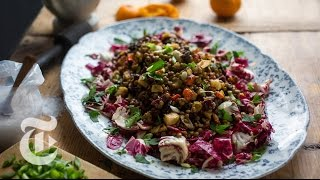 Lentil Salad With Roasted Vegetables | Melissa Clark Recipes | The New York Times