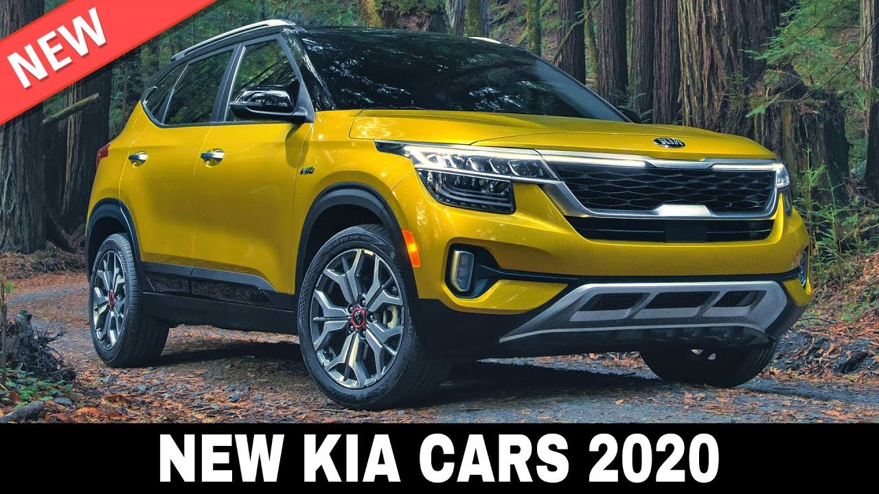 10 New Kia Cars And Company S Fully Refreshed Crossover Lineup Of 2020 Youtube