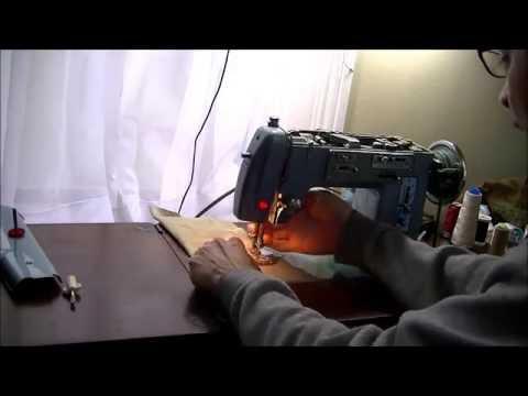 Vintage Bel Air sewing machine
