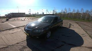 2003 Mazda 3 1.6L Тест-Драйв.