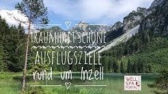 Inzell Bayern Ausflugsziele Chiemgau Karte erleben