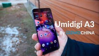 Umidigi A3 Review - Nice $80 Phone!