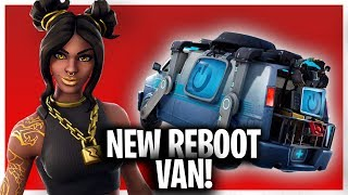 'NEW' RESPAWN VAN! - 8.30 UPDATE // PATCH NOTES ET LEAKED SKINS! FORTNITE SAISON 8