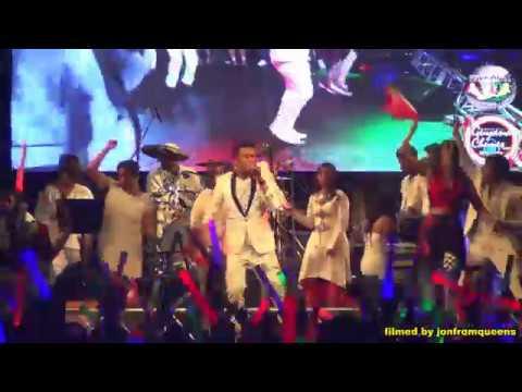 Terry G & crew perform at Chutney Glow 8.0 (2018)