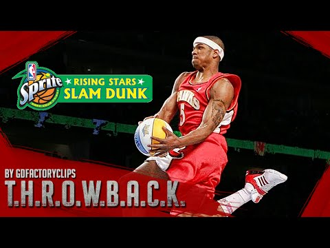 Throwback: INSANE Dunks @ 2005 NBA All-Star Dunk Contest (Every Dunk)