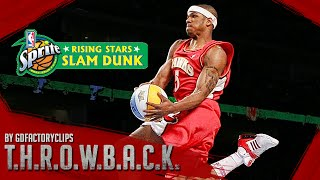 Throwback: INSANE Dunks @ 2005 NBA All-Star Dunk Contest (Every Dunk) Video