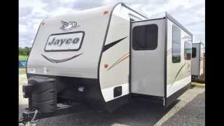 2016 JAYCO 34FKDS JAY FLIGHT ELITE FIBERGLASS TRAVEL TRAILER CAMPER RV DEALER www.homesteadrv.net(COFFEE INTERIOR Fiberglass Sidewalls w/Frameless Windows CUSTOMER VALUE PACKAGE: 13500 BTU Central Air, 30# LP Bottles w/Cover (2), 6 Gallon ..., 2015-06-02T20:25:32.000Z)
