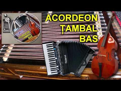 ACORDEON, TAMBAL SI BAS ♫ ORCHESTRA MUZICA AUTENTICA LAUTAREASCA ♫ COLAJ 60MIN ♫ LIVE 2019
