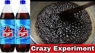 Boiling Thums-Up For 2 Hours  Crazy Thums-Up Experiment  Nil and situ vlogs