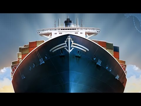 TransOcean: The Shipping Company...First Try (Shipping/Freight Simulator)