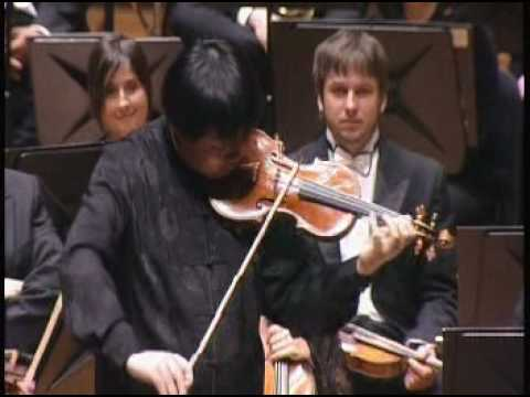 Ning Feng plays Paganini God save the King