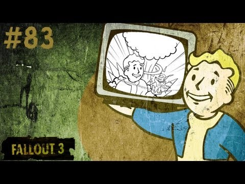 Fallout 3 Walkthrough MODDED  Part 83  Close Quarters PC Gameplay  Commentary