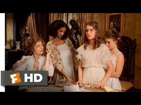Pretty Baby (2/8) Movie CLIP - Prepping Violet (1978) HD
