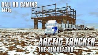 Arctic Trucker The Simulator PC Gameplay FullHD 1440p