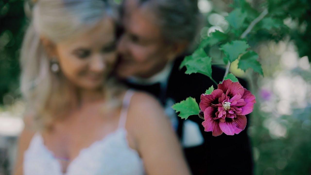 Elegant Wedding at Belle Fiore Winery in Ashland, Oregon