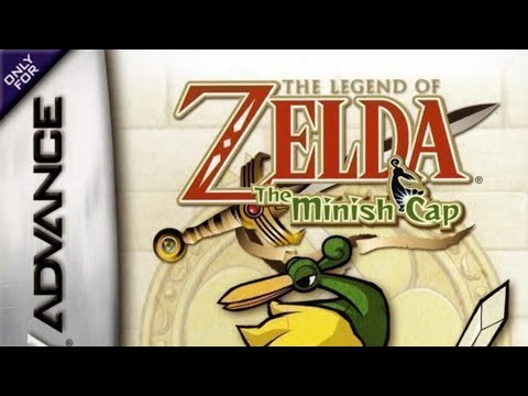How to download Legend of zelda the minish cap for free