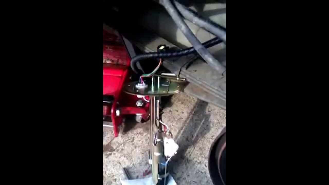 Explorer Fuel Pump Problem Youtube