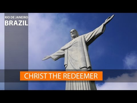 Brazil Travel: Introducing the statue of Christ the Redeemer